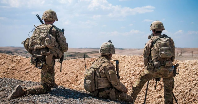 ABD Suudi Arabistan'a yüzlerce asker gönderecek