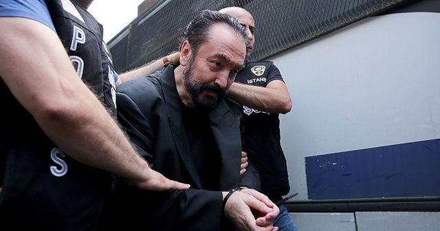 Adnan Oktar suç örgütüne yönelik iddianame tamamlandı