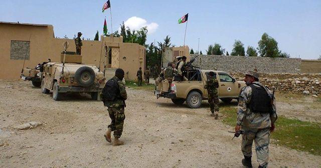 Afganistan'da hava saldırısı: 10 ölü