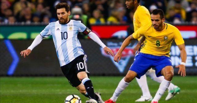 Arjantin-Brezilya rekabetinde 111. randevu