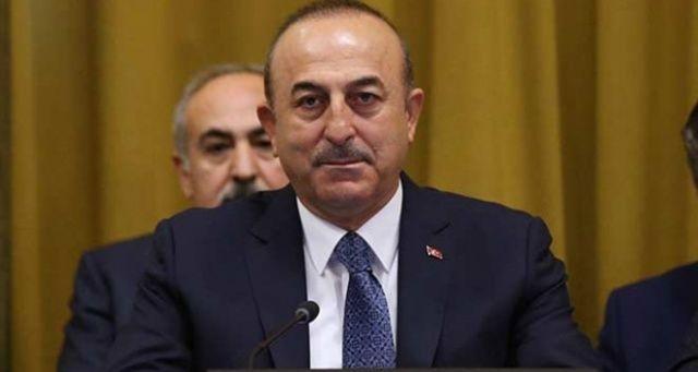Bakan Çavuşoğlu, AP Başkanı Sassoli ile telefonla görüştü