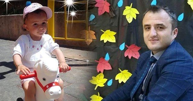 Bebeği olacağını öğrenince kalp krizinden ölen babasının adını alan bebek, trafik kazasında hayatını kaybetti