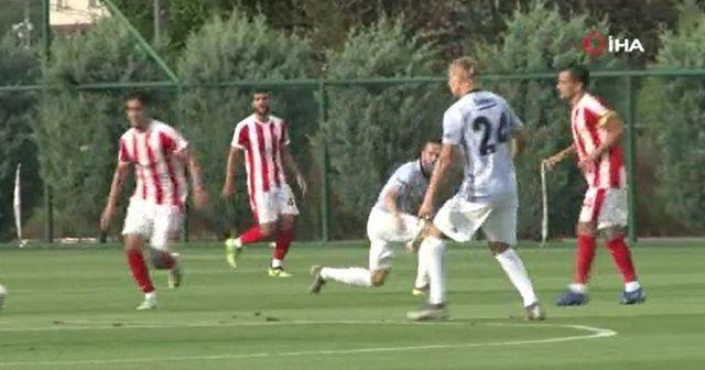 Beşiktaş: 2 - Pendikspor: 1