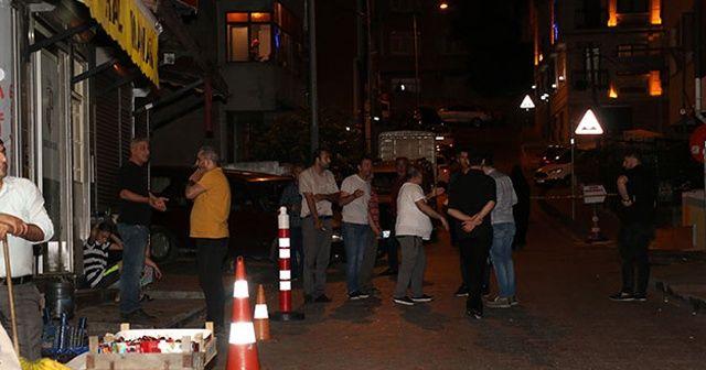 Beyoğlu'nda silah sesleri! Sokaktakilere ateş açtı