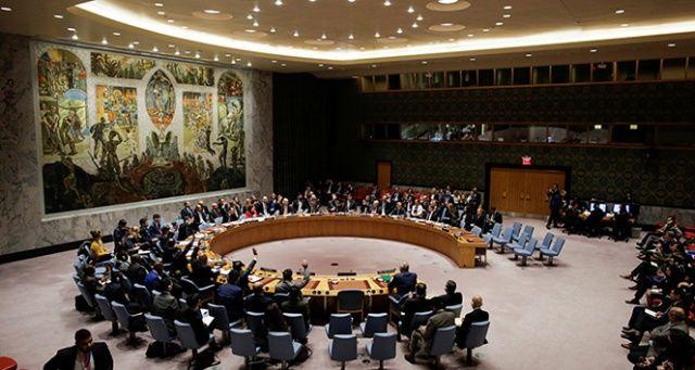 BMGK'de 'Libya saldırısı kınaması' ABD engeline takıldı