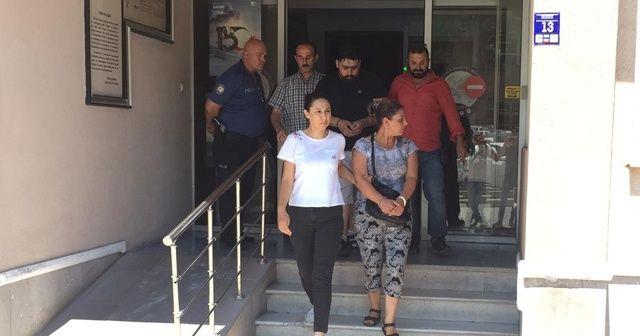 Çanakkale'de hırsızlık suçundan 4 şüpheli yakalandı