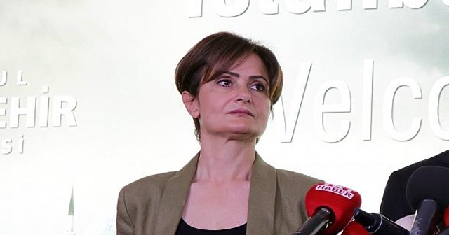 Canan Kaftancıoğlu'nun 17 yıl hapsi istendi