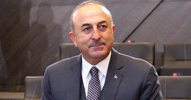 Çavuşoğlu'ndan AB Komisyonu Başkanı seçilen Leyen'e tebrik