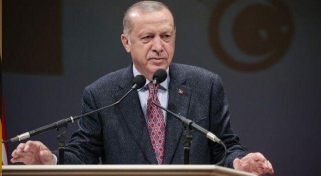 Cumhurbaşkanı Erdoğan: Çin ile aynı vizyonu paylaşıyoruz