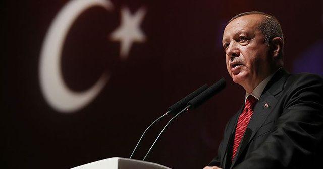 Cumhurbaşkanı Erdoğan'dan Boris Johnson'a tebrik mesajı