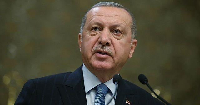 Cumhurbaşkanı Erdoğan'dan Dengir Mir Mehmet Fırat için başsağlığı mesajı