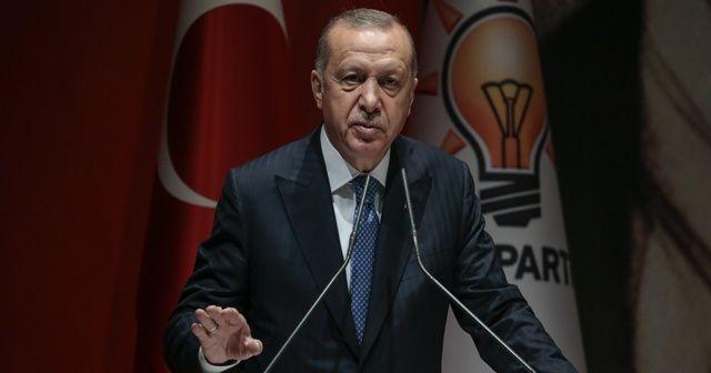 Cumhurbaşkanı Erdoğan'dan önemli açıklamalar!