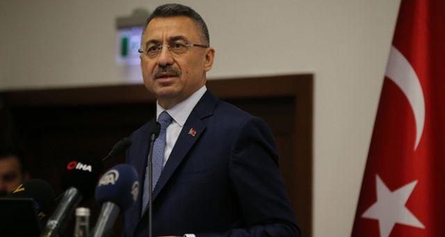 Cumhurbaşkanı Yardımcısı Oktay'dan Libya'daki Hafter güçlerine sert mesaj