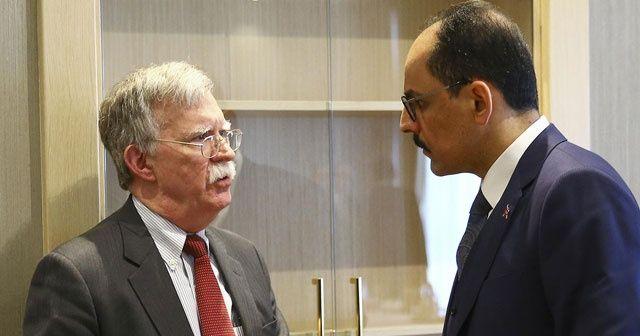 Ankara Washington hattında kritik görüşme