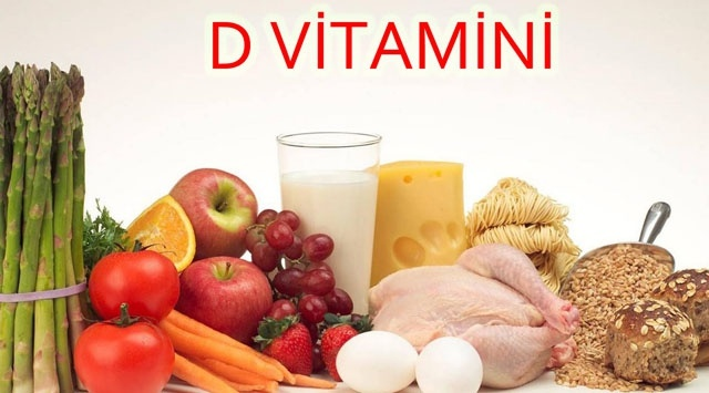 D3 Vitamini Nedir? / D3 Vitamin Eksikliği Nedir? / D3 Vitamin Nelerde Bulunur?