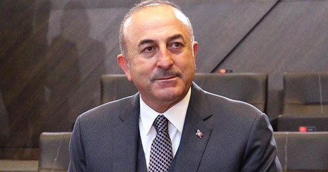 Dışişleri Bakanı Çavuşoğlu'ndan Doğu Akdeniz mesaisi