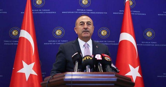 Dışişleri Bakanı Çavuşoğlu: S-400 teslimatında herhangi bir sıkıntı yok