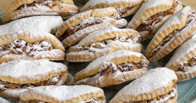Elmalı kurabiye nasıl yapılır? Elmalı kurabiye tarifi nasıl yapılır