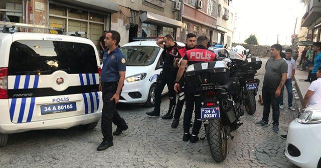Fatih'te bıçaklı kavga: 1 ölü, 2 yaralı