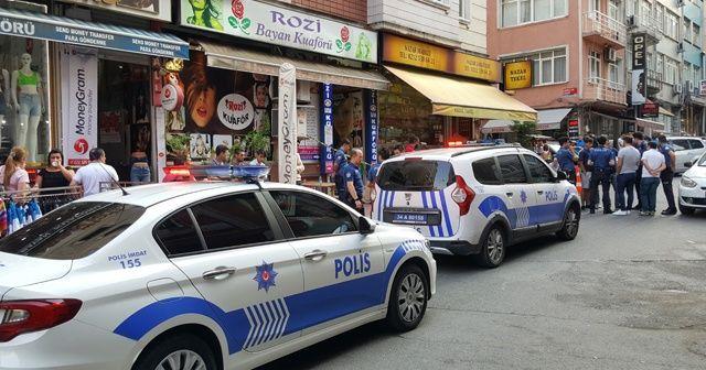 Fatih'te park kavgası kanlı bitti: 1 yaralı