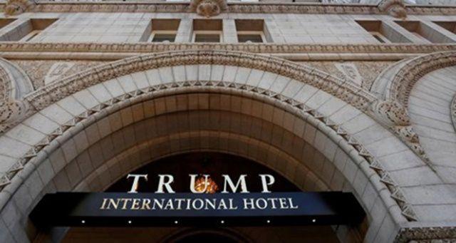 Federal temyiz mahkemesi, otel davasında Trump'ı haklı buldu