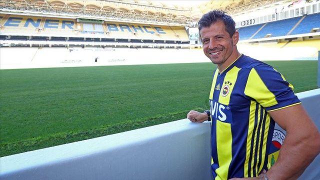 Fenerbahçe Kulübünden Emre Belözoğlu açıklaması