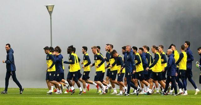 Fenerbahçe Topuk Yaylası'nda çalışmalarını sürdürdü
