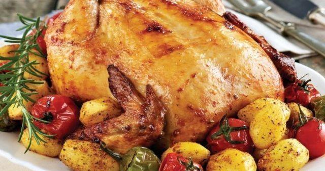 Fırında tavuk tarifi nasıl yapılır, Fırında tavuk nasıl pişirilir?
