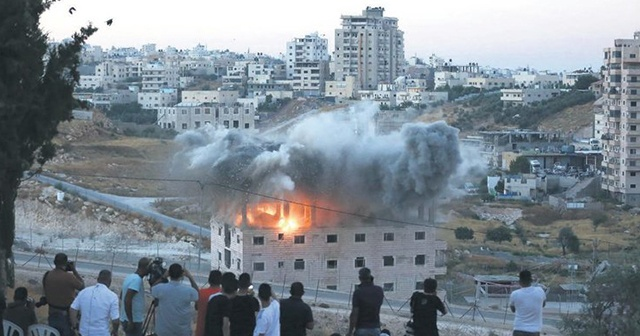 Fransa, İngiltere, Almanya ve İspanya'dan İsrail'e kınama
