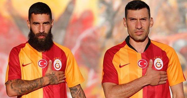 Galatasaray'dan peş-peşe transferler