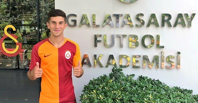 """Galatasaray'ın """"Gareth Bale""""i A takım kampında"""