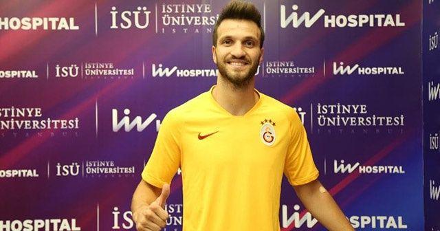 Galatasaray kaleci Okan Kocuk'u transfer etti