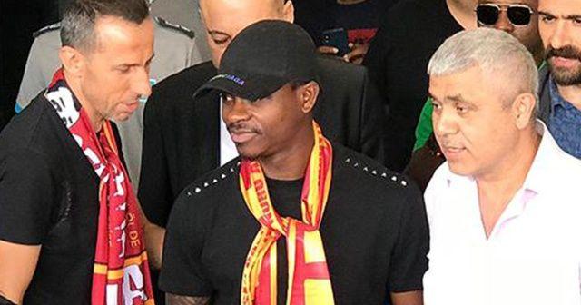 Galatasaray'ın yeni transferi Seri'den ilk açıklama!