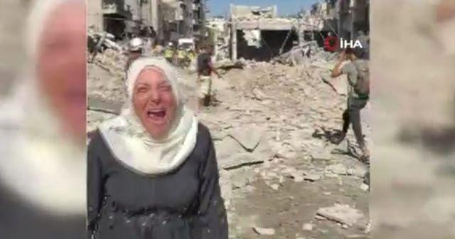 Halep'in doğusunda patlama