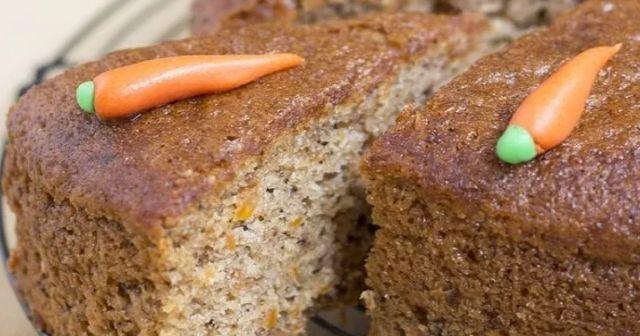 Havuçlu tarçınlı kek yapımı ve Havuçlu tarçınlı kek tarifleri