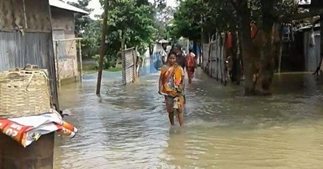 Hindistan felaketi yaşadı! Ölü sayısı 50'ye yükseldi
