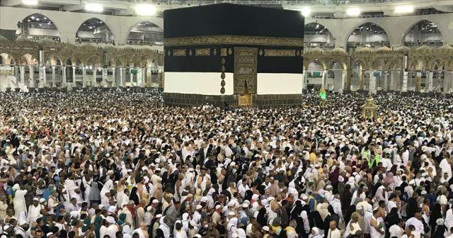 İlk hac kafilesi Suudi Arabistan'a ulaştı