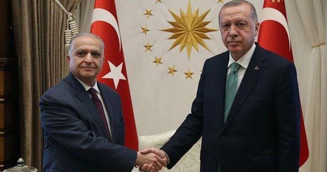 """Irak Dışişleri Bakanlığından """"Türkiye temasları"""" açıklaması"""