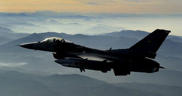 Irak'ın kuzeyine hava harekatı: PKK hedefleri vuruldu