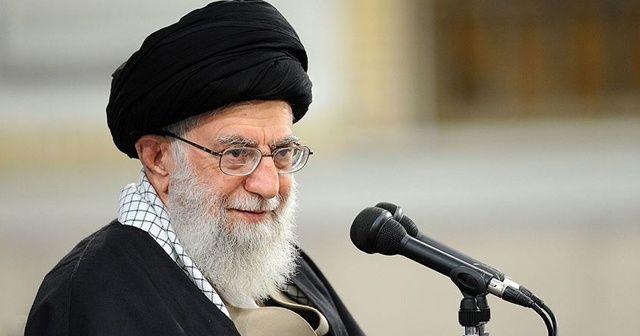 İran lideri Hamaney, İngiltere'yi tehdit etti!
