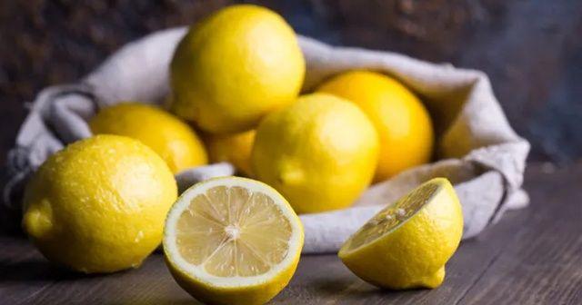 İstanbul'da zam şampiyonu limon oldu