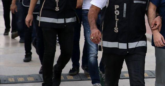 İzmir'de FETÖ'nün TSK'daki kripto yapılanmasına operasyon