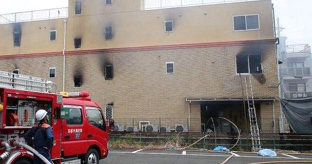 Japonya'da animasyon stüdyosundaki yangında ölü sayısı 35'e yükseldi