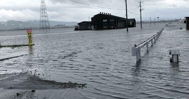 Japonya'da sel uyarısı sonrası binlerce kişi tahliye edildi!