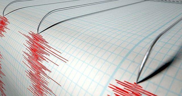 Japonya ve Filipinler'in güneyinde deprem