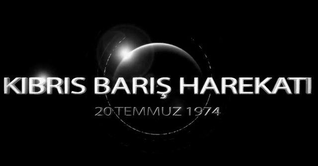 Kıbrıs Barış Harekatı'nın 45. yılına özel video