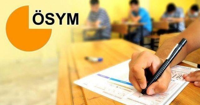 KPSS Öğretmenlik Alan Bilgisi Testi sınavı giriş belgeleri açıklandı