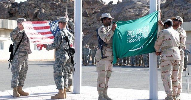 Kral onay verdi! ABD, Suudi Arabistan'a asker konuşlandıracak
