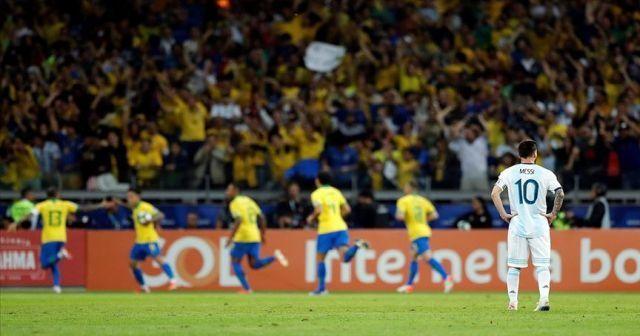 Kupa Amerika'da ilk finalist belli oldu