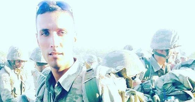 Kuzey Irak'ta 1 asker şehit düştü
